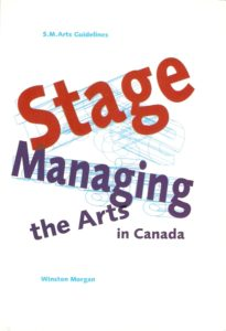 Stage Managing The Arts book cover
